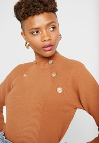 River Island - Jumper - toffee - 4