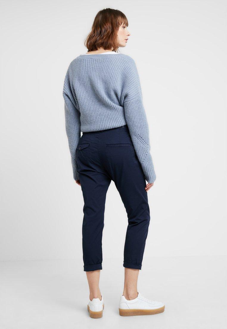 Proveedor Más Grande Ropa de mujer Hope NEWS Pantalones chinos dark blue eokOeA