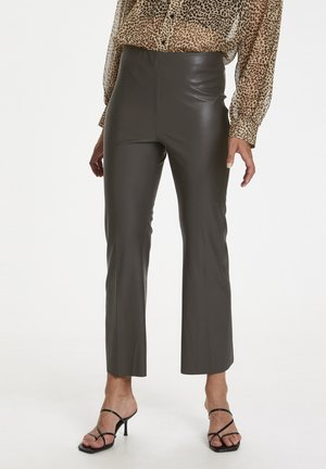 Trousers - raven
