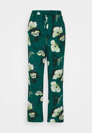 PANT LOTUS BIRD - Pyjamasbukse - storm