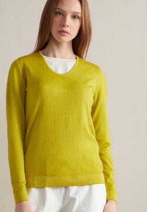 ULTRALIGHT - Jumper - neon yellow