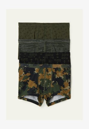 4ER-PACK  - Briefs - eco green st.original camo