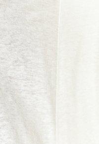 Anna Field - TOP-LINEN BLEND - Top - off-white - 2
