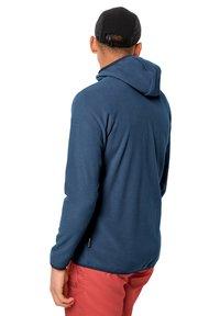Jack Wolfskin - Fleece jacket - indigo blue stripes - 1