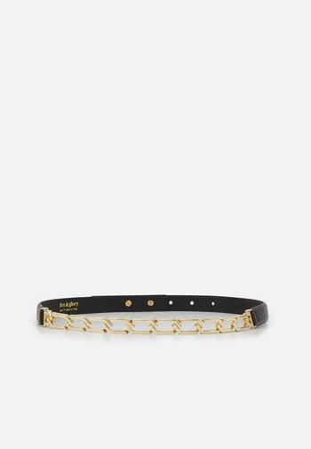 FGFIGARO WAIST BELT - Waist belt - black