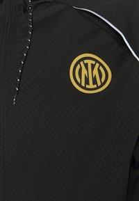Nike Performance - INTER MAILAND - Club wear - black/truly gold - 2