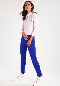 Polo Ralph Lauren - HEIDI - Button-down blouse - carmel pink/white - 1