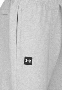 Under Armour - Tracksuit bottoms - mod gray light heather - 2