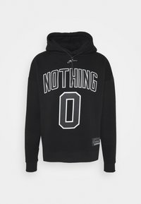 Good For Nothing - OVERSIZED HOOD UNISEX - Hoodie - black - 0