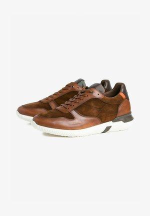 STYLE GAETANO  - Sneakers laag - cognac