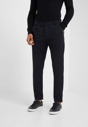 SUIT PANTS COMO - Bukser - dark navy