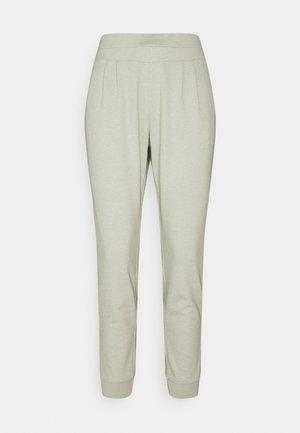 ANETT PANT - Trousers - desert sage melange