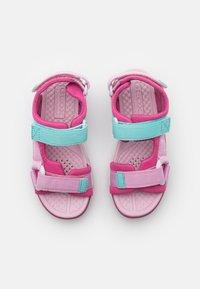 Geox - BOREALIS GIRL - Walking sandals - fuchsia/pink - 3