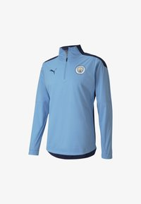Puma - Club wear - team light blue-peacoat - 0