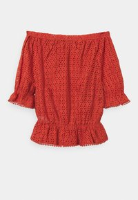 b.young - IMMILA - Blouse - etruscan red - 1