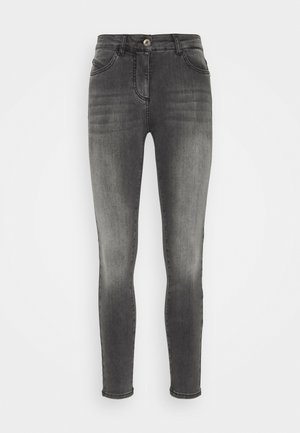 PANTALONI TROUSERS - Jeans Skinny Fit - washed mid gray