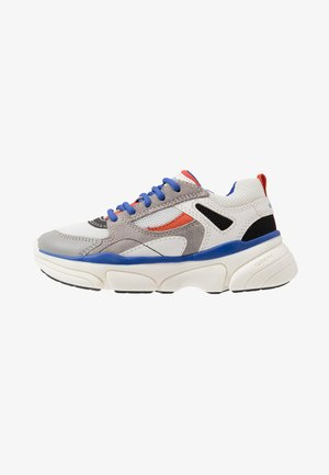 LUNARE - Trainers - white/royal
