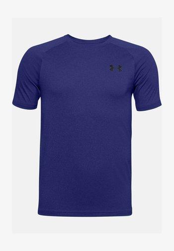 TECH BUBBLE - Basic T-shirt - smalt blue