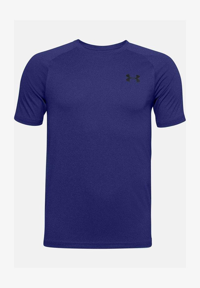 TECH BUBBLE - T-shirt basic - smalt blue