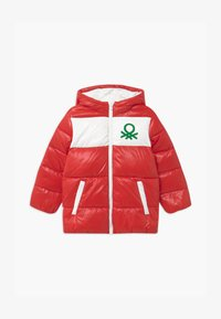 Benetton - Giacca invernale - red - 0
