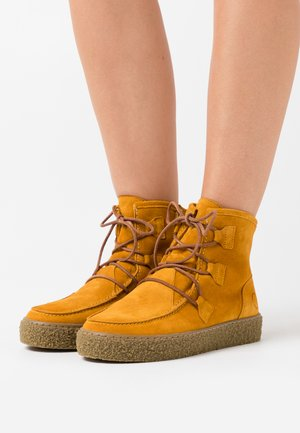 Ankle boots - sun