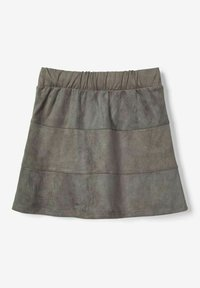 Name it - A-line skirt - granite grey - 1