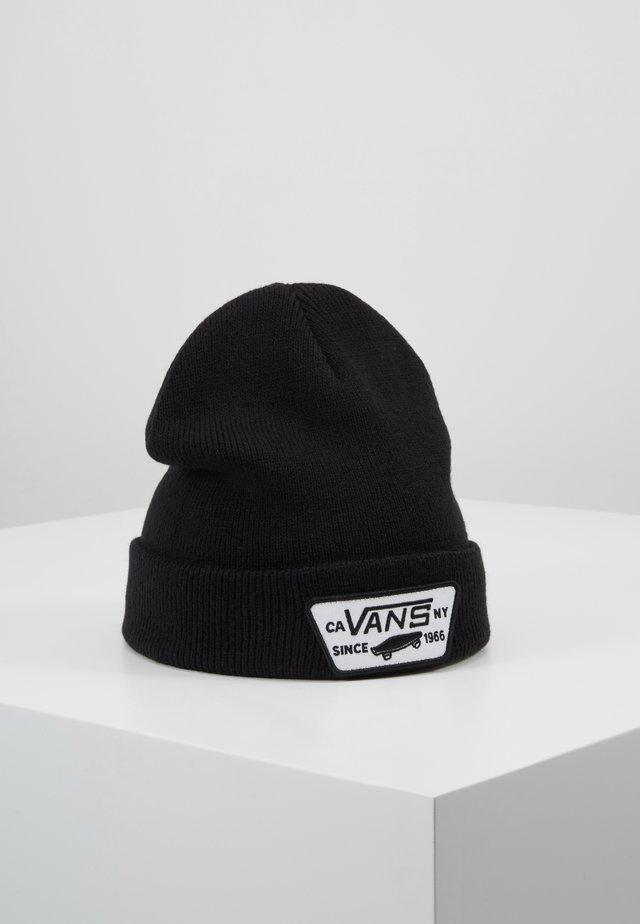 MILFORD  - Mütze - black