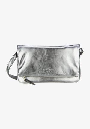 Clutch - silver lead
