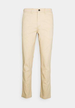 JJIMARCO JJDAVE - Trousers - beige