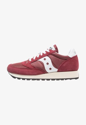 JAZZ ORIGINAL VINTAGE UNISEX - Sneakers - burgundy/white