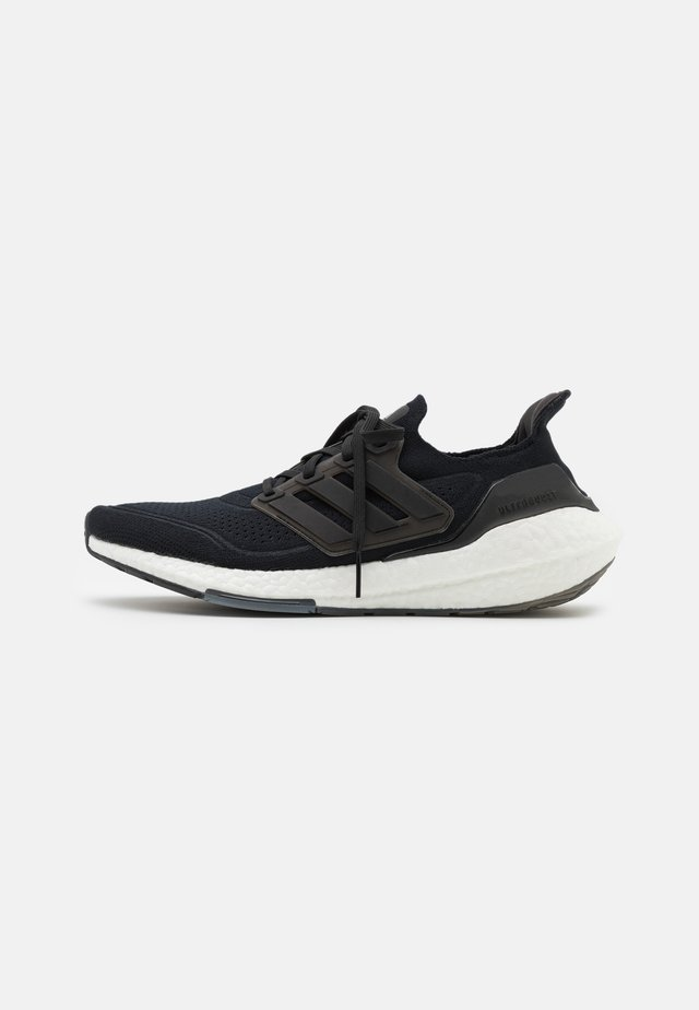 ULTRABOOST 21 - Juoksukenkä/neutraalit - core black/grey four