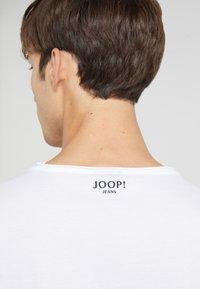 JOOP! Jeans - CLARK - T-shirt basique - white - 4