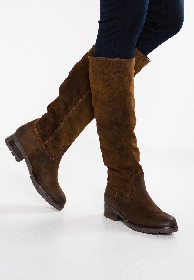 Saappaat - brown