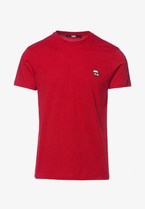 IKONIK - Basic T-shirt - red