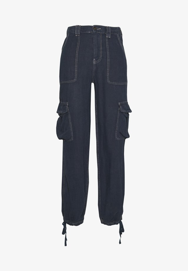 SKATE PANT - Trousers - navy