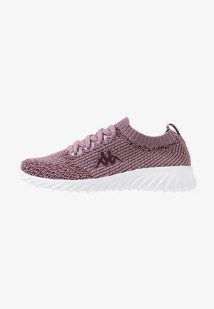 SNEEM - Sports shoes - lila/white