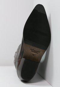 Kentucky's Western - Cowboy/Biker boots - marron - 4