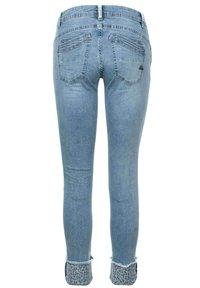 Buena Vista - Slim fit jeans - blue denim - 2