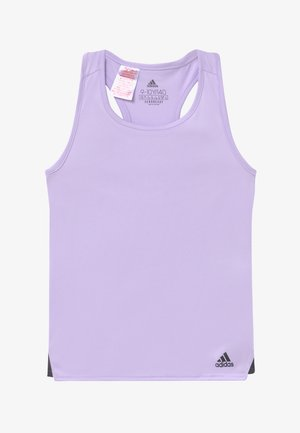 CLUB TANK - Sports shirt - purple