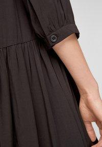 Q/S designed by - Shirt dress - black - 5