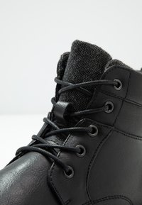 Topman - PICKFORD - Stivaletti stringati - black - 5