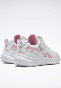 Reebok - REEBOK RUSH RUNNER 3 SHOES - Minimalist running shoes - white - 3