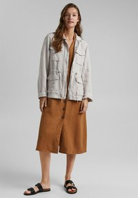 Esprit - Summer jacket - light beige - 1