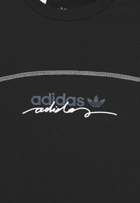 adidas Originals - TEE - T-shirt print - black - 3