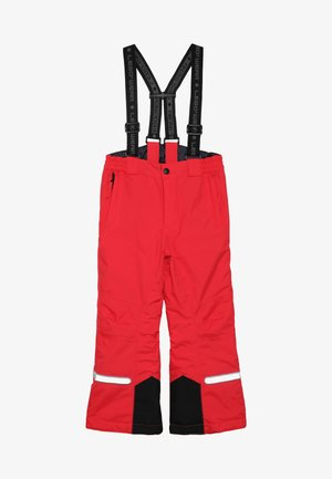 PLATON 709 SKI PANTS - Snow pants - red