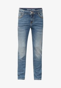 WE Fashion - RELAXED FIT - Relaxed fit jeans - dark blue - 0