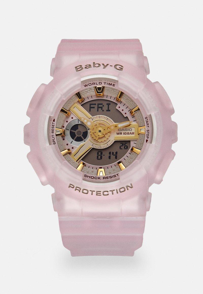 BABY-G - Digitální hodinky - rose
