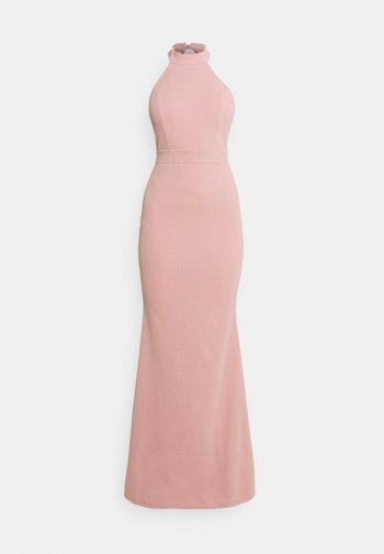RAQUEL MAXI DRESS - Vestido de fiesta - blush pink