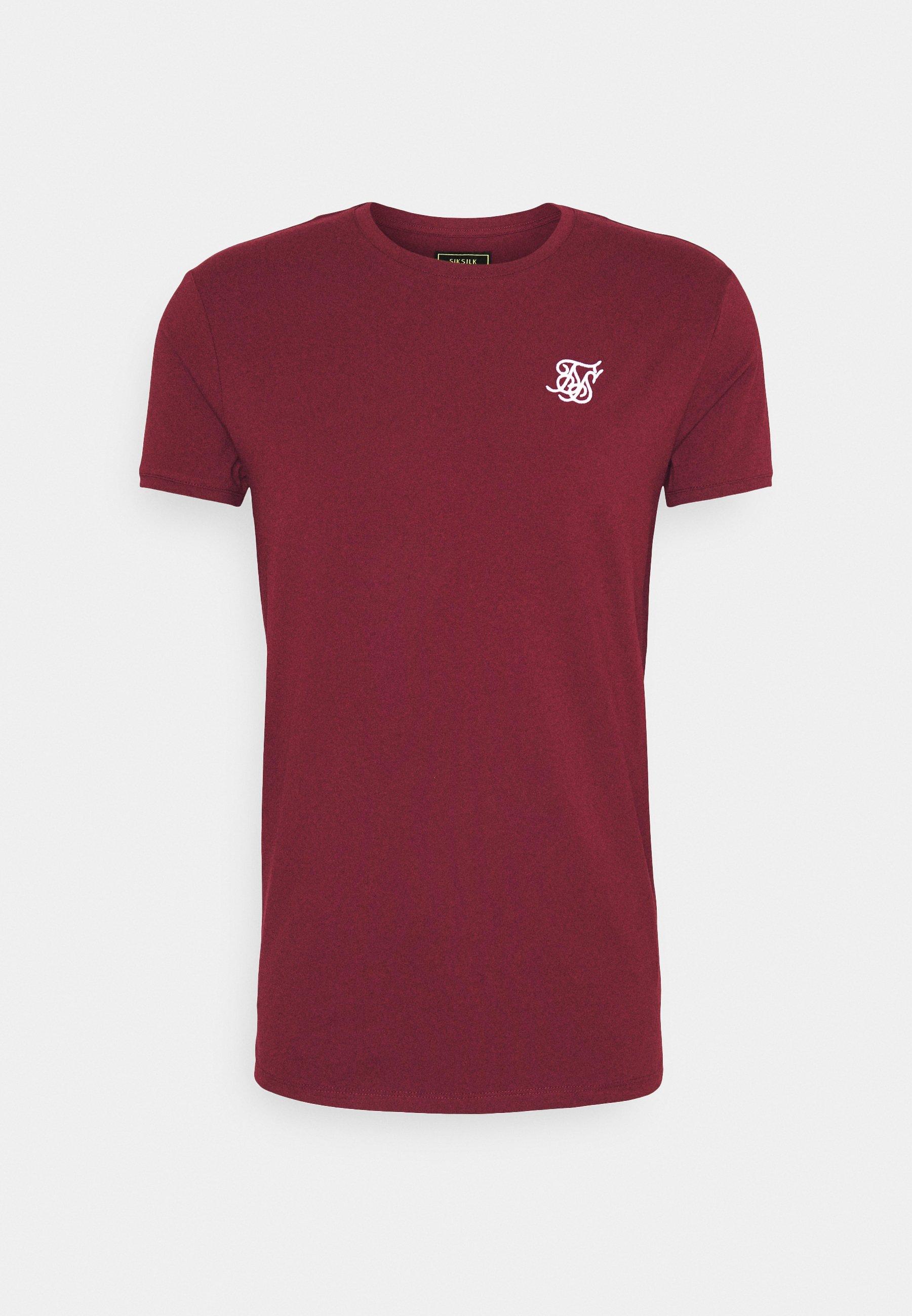 Men SHORT SLEEVE GYM - Basic T-shirt