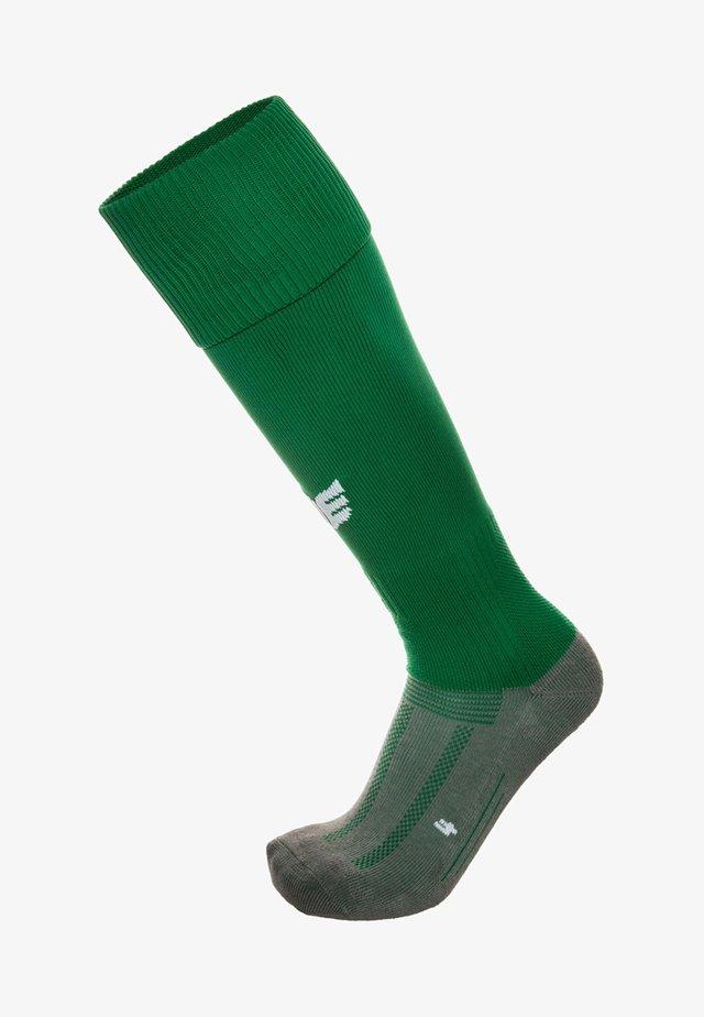 Knee high socks - grün
